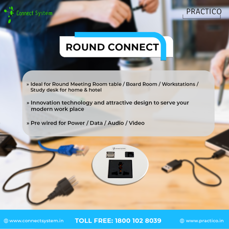 Round Connect