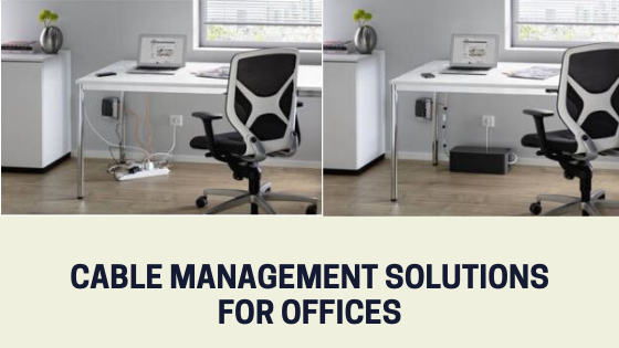 Cable Management Solutions for Offices